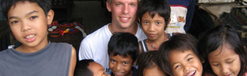 Teaching in Cambodia
